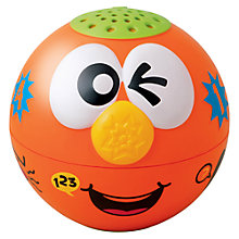 Buy V-Tech KidiActive Twist and Talk Ball Online at johnlewis.com