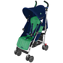 Buy Maclaren Quest Buggy, Blue/Jellybean Online at johnlewis.com