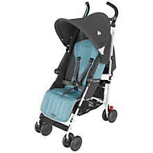 Buy Maclaren Quest Buggy, Charcoal/Citadel Online at johnlewis.com