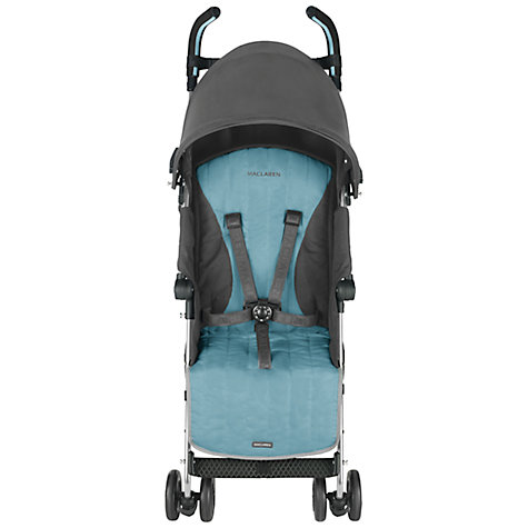 Buy Maclaren Quest Sport Buggy, Charcoal/Citadel Online at johnlewis.com