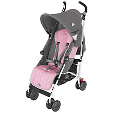 Buy Maclaren Quest Buggy, Dove/Orchid Online at johnlewis.com