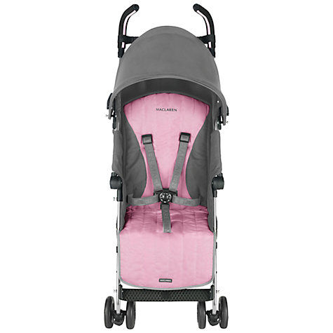 Buy Maclaren Quest Sport Buggy, Dove/Orchid Online at johnlewis.com