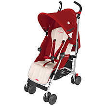Buy Maclaren Quest Sport Buggy, Scarlet/Wheat Online at johnlewis.com