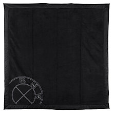 Buy Maclaren BMW Park Blanket, Black Online at johnlewis.com