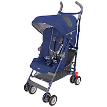 Buy Maclaren BMW Buggy, Medieval Blue Online at johnlewis.com