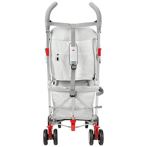 Buy Maclaren BMW Buggy, Silver Online at johnlewis.com