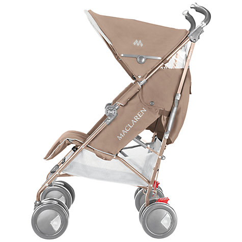 Buy Maclaren Techno XT Buggy, Champagne Online at johnlewis.com