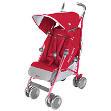 Buy Maclaren Techno XT Buggy, Cardinal Online at johnlewis.com
