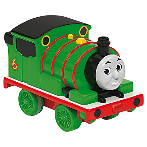 Buy Thomas The Tank Engine Pull-Back Train, Assorted Online at johnlewis.com