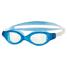 Buy Zoggs Athena 2 Women's Swimming Goggles, Clear/Blue Online at johnlewis.com