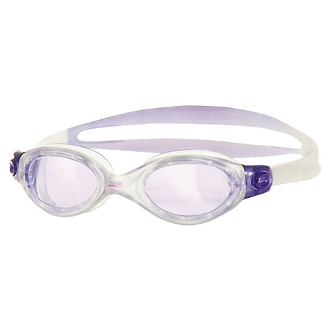 Buy Zoggs Athena 2 Women's Swimming Goggles, Lilac/Clear Online at johnlewis.com