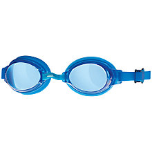 Buy Zoggs Hydro Swimming Goggles, Light Blue Online at johnlewis.com