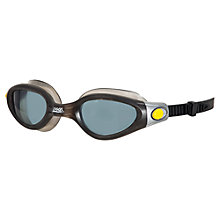 Buy Zoggs Phantom Elite Swimming Goggles, Smoke Online at johnlewis.com