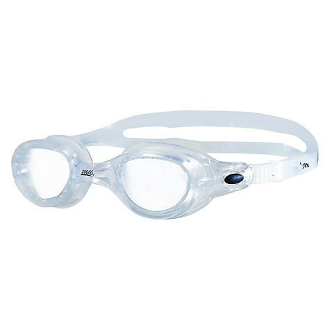 Buy Zoggs Phantom Swimming Goggles, Clear Online at johnlewis.com