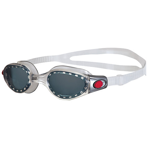 Buy Zoggs Phantom Elite Junior Swimming Goggles, Smoke/Clear Online at johnlewis.com
