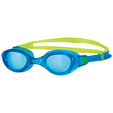 Buy Zoggs Phantom Junior Swimming Goggles, Smoke/Clear Online at johnlewis.com