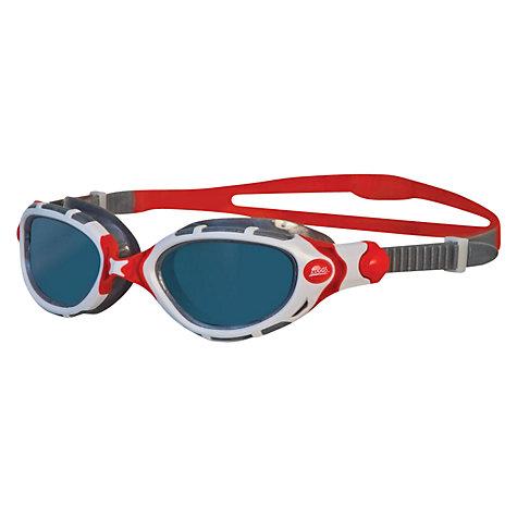 Buy Zoggs Predator Flex Polarised Swimming Goggles Online at johnlewis ...