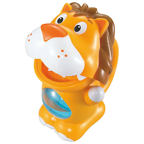 Buy Tobar Lion Bubble Toy Online at johnlewis.com