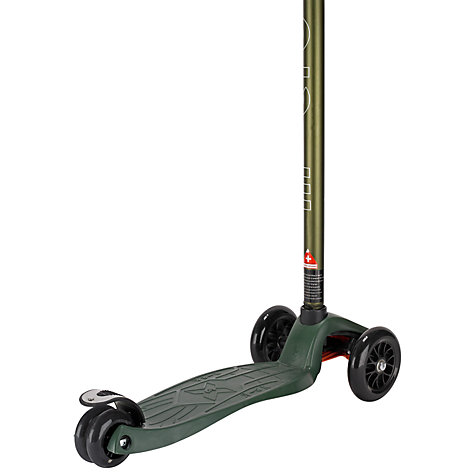 Buy Micro Scooters Special Edition Maxi Micro Scooter, Camo Green Online at johnlewis.com