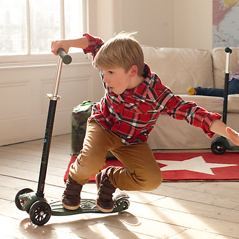 Buy Micro Scooters Limited Edition Maxi Micro Scooter, Camouflage Online at johnlewis.com
