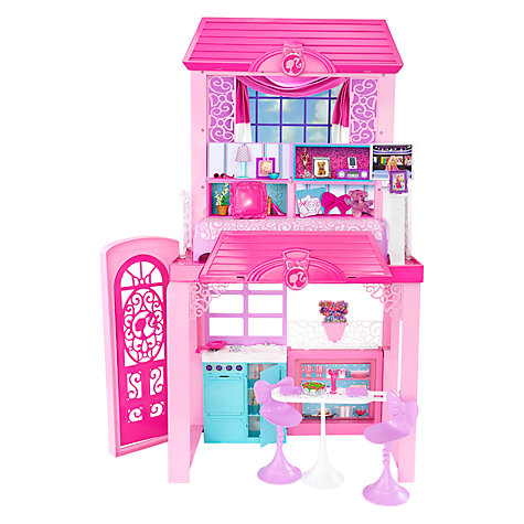 Buy Barbie Glam Vacation House Online at johnlewis.com