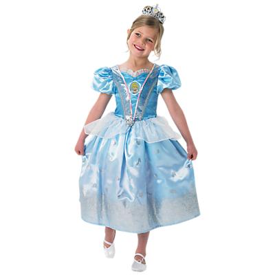 Disney Princess Glitter Costume, Cinderella