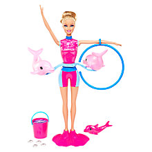 Buy Barbie I Can Be Doll, Dolphin Trainer Online at johnlewis.com