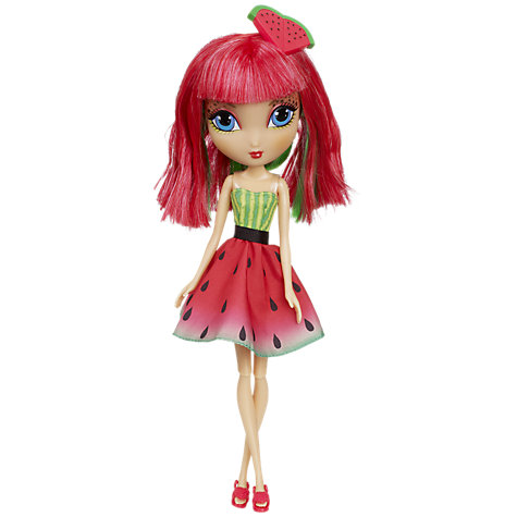 Buy La Dee Da Juicy Crush Fruits Doll, Assorted Online at johnlewis.com
