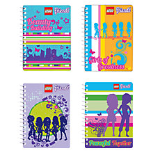 Buy Lego Friends Mini Journal, Assorted Online at johnlewis.com