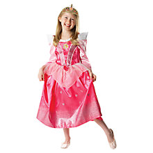 Buy Disney Princess Glitter Sleeping Beauty Dressing-Up Costume Online at johnlewis.com