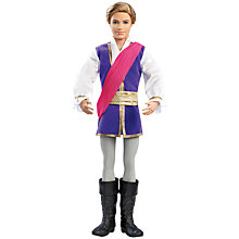Buy Barbie Prince Doll Online at johnlewis.com