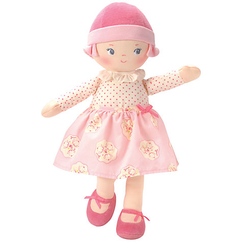Buy Corolle Lili Rag Doll Online at johnlewis.com