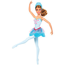 Buy Barbie Ballerina Doll, Assorted Online at johnlewis.com