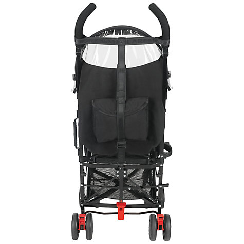 Buy Maclaren Quest Sport 2013 Buggy, Black/Silver Online at johnlewis.com