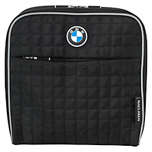 Buy Maclaren BMW Universal Insulated Pannier, Black Online at johnlewis.com