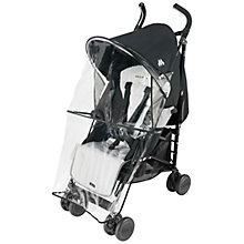 Buy Maclaren Triumph/Quest Single Raincover Online at johnlewis.com