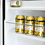 Buy Husky Retro Larder Fridge, A+ Energy Rating, 55cm Wide, Black Online at johnlewis.com