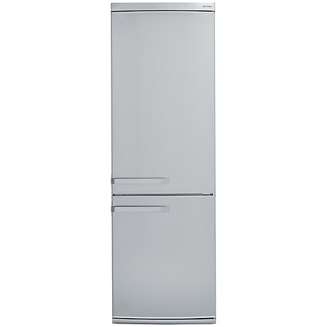 Buy John Lewis JLSS1819 Fridge Freezer, Stainless Steel Online at johnlewis.com