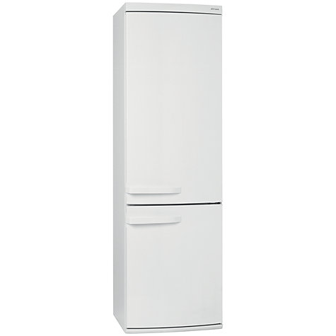 Buy John Lewis JLFFW2018 Fridge Freezer, A+ Energy Rating, 60cm Wide, White Online at johnlewis.com