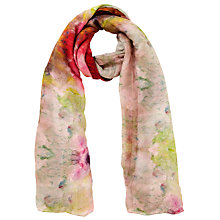 Buy Front Row Society Fleur Peinte Scarf Online at johnlewis.com