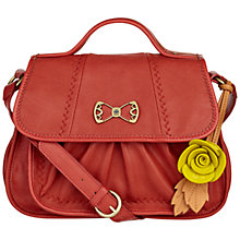 Buy Nica Ashley Bow Detail Large Satchel Handbag Online at johnlewis.com
