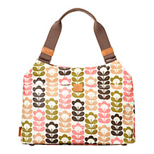 Buy Orla Kiely Classic Matt Laminated Sweet Pea Tote Handbag Online at johnlewis.com