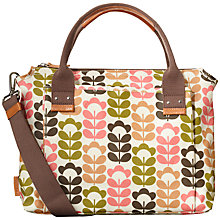 Buy Orla Kiely Sweet Pea Print Handbag, Pastels Online at johnlewis.com