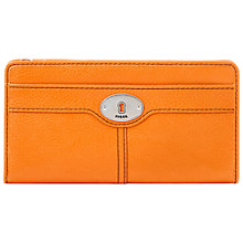 Buy Fossil Marlow Zip Clutch Purse Online at johnlewis.com