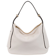 Buy Furla Cindy Leather Hobo Handbag, Luce Online at johnlewis.com