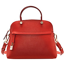 Buy Furla Piper Bugatti Leather Handbag Online at johnlewis.com