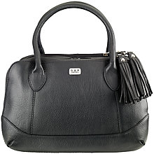 Buy O.S.P OSPREY Andorra Bowler Handbag, Black Online at johnlewis.com