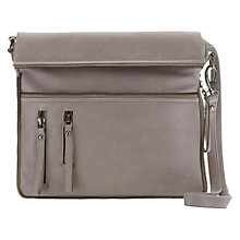 Buy Mint Velvet Zip Detail Handbag Online at johnlewis.com