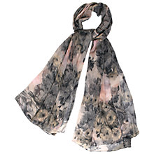 Buy Kaliko Etch Printed Scarf, Multi Online at johnlewis.com