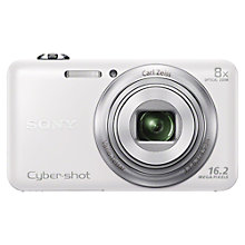 Buy Sony Cyber-shot DSC-WX60 Camera Online at johnlewis.com